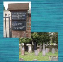 1.Collage_Juedischer_Friedhof